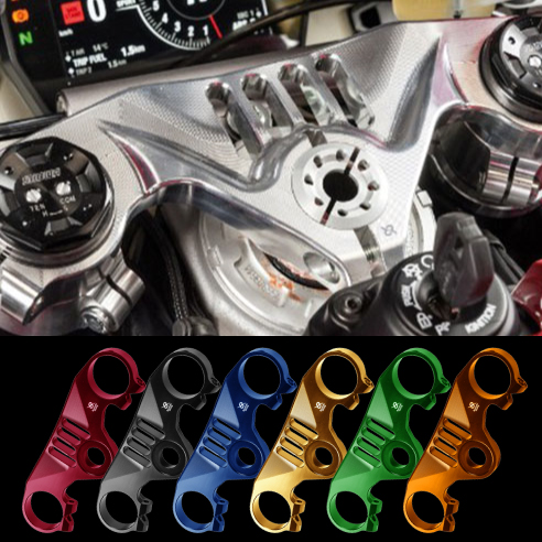 Bonamichi Racing TOP TRIPLE CLAMPS