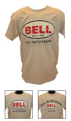 Bell Auto Racing Beige