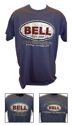 Bell Auto Racing Blue